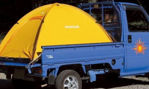 軽 トラ テント 自作キャンピングカー!? 軽トラに載せて移動できる小さな家「モバイルハウス」は絶対楽しい!!